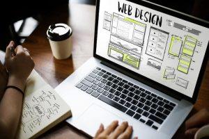 easy web designer near me